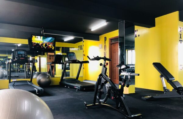 Serengeti Homes - Gym