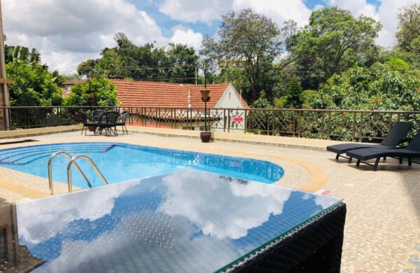 Serengeti Homes - Pool 2